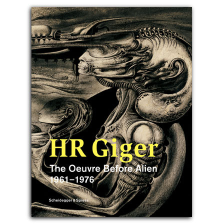 HR Giger — The Oeuvre Before Alien